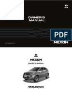 [Tata] Nexon Owners Manual