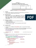 Job Sheet 7 Sub Domain