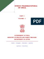 Ayurvedic Pharmacopoeia of India All Volume.pdf