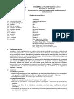 Silabo BIOQUIMICA Agronomia 2017 I
