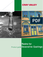 Decorative Coating
