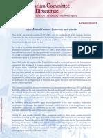 UN Conventions on Terrorism