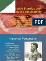 Tonsillectomy Slides 080430