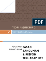 Teori Arsitektur 2 -7