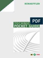 Schaeffler Technical Pocket Guide STT En