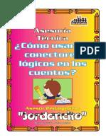Como Usar Los Conectores Logicos en Los Cuentos-160520145513