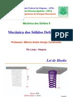 Mecânica Dos Sólidos Deformáveis