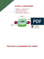 Estructura y Reactividad