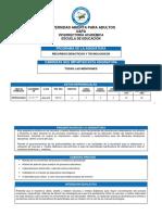 Programa de Recursos y Medios Didacticos en La Educacion