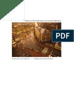 General Education Final Report