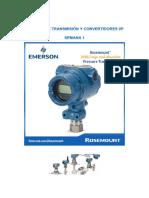 Señales de Transmisión y Convertidores Ip