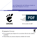 Mejores Practicas Gnome