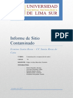 Avance de Informe de Sitio Contaminado FINAL XD