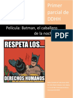 DDHH - Batman
