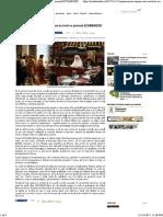 Nepomenirea – Țepușa În Care Au Lovit Cu Piciorul Ecumeniștii Din Bor - Ortodoxinfo