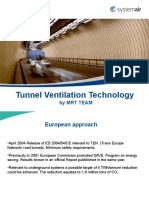 9 Tunnel Ventilation Technology Short