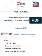 Avalia Bahia