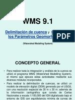 Curso Hidrologico Wms 9.1 2016