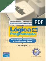 lógica de programação - andré luiz villar forbellone - 3 edição.pdf
