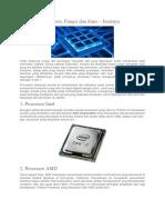 Pengertian Processor
