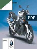 Manual BMW-K1200R