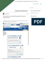 Conectividade Social_ Aplicação Bloqueada Por Definições de Segurança (Java) – R7 Tecnologia