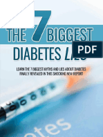 The 7 Biggest Diabetes Lies