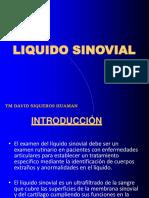 Estudio de Liquido Sinovial