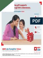 Hdfc Life Youngstar Udaan20170517 105103