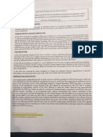 Non-paper from APA co-chairs