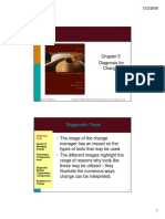 Chapter 5 Diagnosis of Change