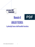Manuale Analisi Tecnica