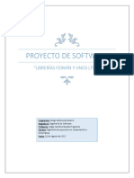 Informe Desarrollo de Software Informático 2.0