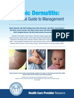 Atopic Dermatitis Practical HCP Guide 2nd Ed 2016