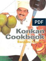 Sanjeev Kapoor - Konkan Cookbook - 2005