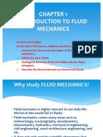 CHAPTER 1 CMT 255 Fluid Mechanics