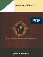 Revolution Damour Revolution Efficace