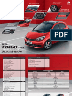 Tata Tiago Wizz Brochure