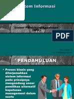 7- Sistem Pendukung Keputusan (SPK)