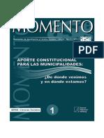 Aporte Constitucional Para Las Municipalidades1