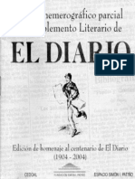 100 Años de El Diario 1904-2004
