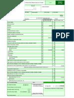Formulario retención en la fuente 350 - 2017
