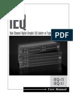 IEQ Manual 5041836-A Original