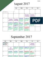 2017-18 humanities