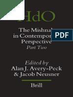 The_Mishnah_in_Contemporary_Perspective__Part_Two__Handbook_of_Oriental_Studies_Handbuch_Der_Orientalistik___Pt__2_.pdf