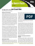 2015 NHTSA Drug and Alcohol Crash Risk