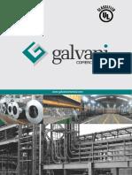 Catalogo Galvani - Bandejas galvanizadas en caliente