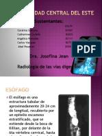 Clase de oncologia