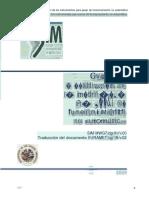 SIM_MWG7Spanish_9Feb Calibración Funcionamiento No Automátio