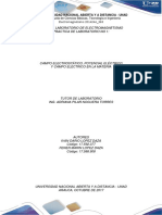 Informe Laboratorio Electromagnetismo 201424